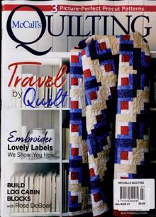 Mccalls Quilting Magazine JUL-AUG Order Online