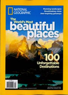 National Geographic Coll Magazine MOST BEAUT Order Online