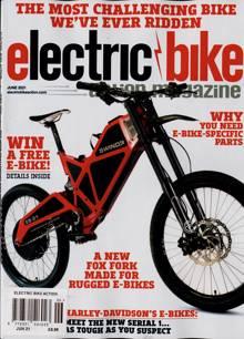 Electric Bike Action Magazine JUN 21 Order Online