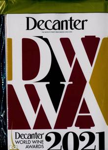 Decanter Magazine OCT 21 Order Online