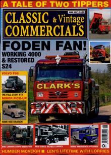Classic & Vintage Commercial Magazine JUN 21 Order Online