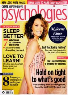 Psychologies Magazine Issue OCT 21