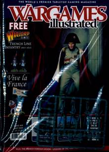 War Games Illustrated Magazine Issue JUL 21