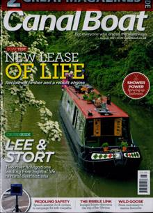 Canal Boat Magazine AUG 21 Order Online