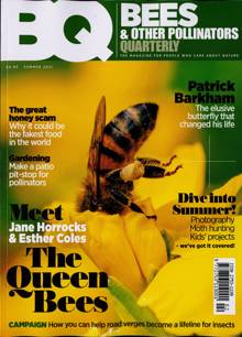 Bq Bees And Pollinators Magazine NO 2 Order Online