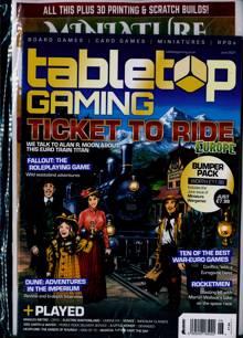 Tabletop Gaming Bumper Magazine JUN 21 Order Online