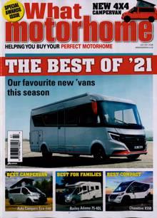 What Motorhome Magazine JUL 21 Order Online