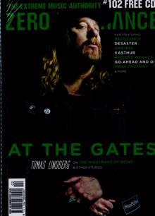 Zero Tolerance Magazine Issue NO 102