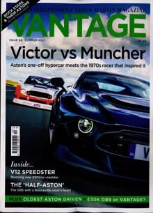 Vantage Magazine Issue SUMMER