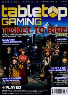 Table Top Gaming Magazine JUN 21 Order Online