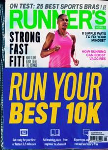 Runners World Magazine AUG 21 Order Online