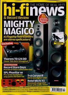 Hi-Fi News Magazine JUL 21 Order Online