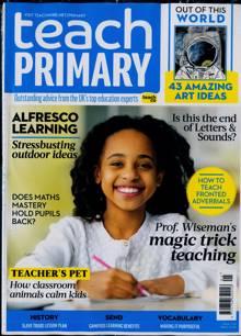 Teach Primary Magazine Issue VOL15/5