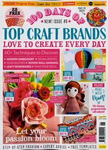 100 Days Of Magazine NO 6 Order Online