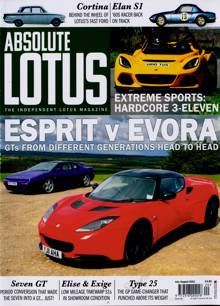 Absolute Lotus Magazine Issue NO 20