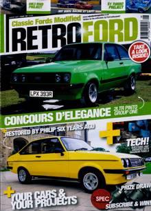 Retroford Magazine AUG 21 Order Online