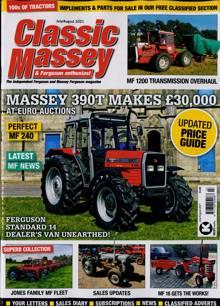 Classic Massey Ferguson Magazine JUL-AUG Order Online