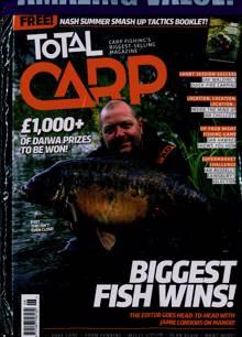 Total Carp Magazine JUN 21 Order Online
