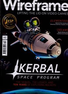 Wireframe Magazine NO 52 Order Online