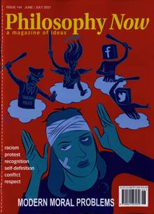 Philosophy Now Magazine JUN-JUL Order Online