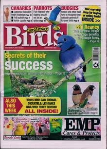 Cage And Aviary Birds Magazine 16/06/2021 Order Online