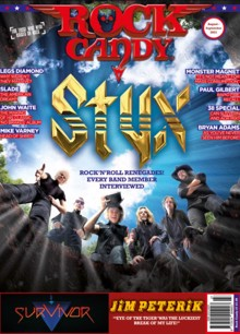Rock Candy Magazine Issue 27 Order Online