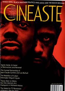 Cineaste Magazine 12 Order Online
