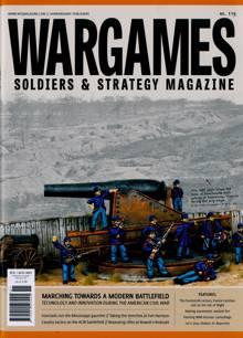 Wargames Soldiers Strat Magazine Issue NO 115