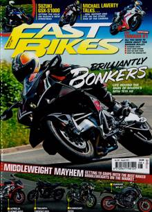 Fast Bikes Magazine AUG 21 Order Online