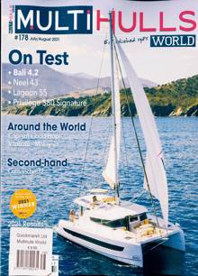 Multihulls World Magazine NO 178 Order Online