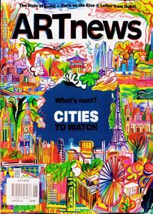 Art News Magazine JUN-JUL Order Online