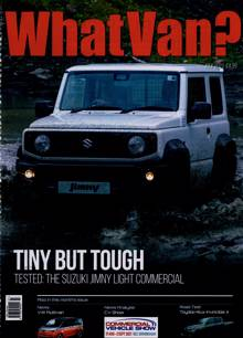 What Van Magazine JUL 21 Order Online