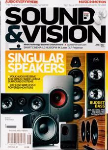 Sound & Vision  Magazine JUN-JUL Order Online