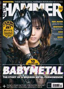 Metal Hammer Baby Metal Cvr 2 Moa Magazine BM Cover 2 Order Online