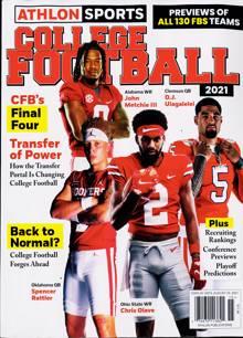 Athlon College Football  Magazine 05 Order Online