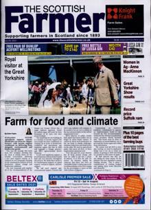 Scottish Farmer Magazine 24/07/2021 Order Online