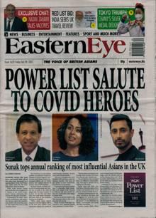 Eastern Eye Magazine 30/07/2021 Order Online