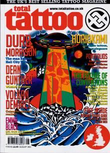 Total Tattoo Magazine AUG 21 Order Online