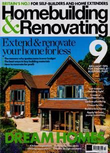 Homebuilding & Renovating Magazine OCT 21 Order Online