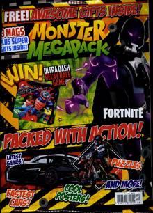 Monster Megapack Magazine Issue NO 12