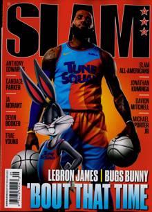 Slam Magazine AUG-SEP Order Online