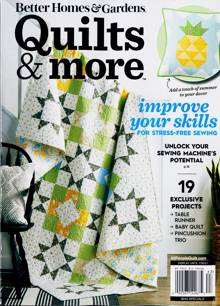 Bhg Quilts And More Magazine 63 Order Online