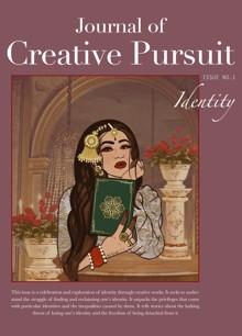 Journal Of Creative Pursuit Magazine Issue 01 Order Online