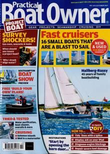 Practical Boatowner Magazine Issue OCT 21