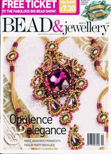 Bead And Jewellery Magazine NO 110 Order Online