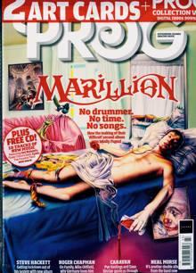Prog Magazine Issue NO 123
