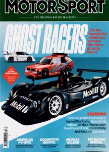 Motor Sport Magazine Issue OCT 21