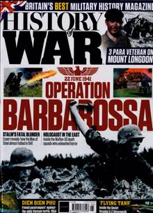 History Of War Magazine NO 95 Order Online