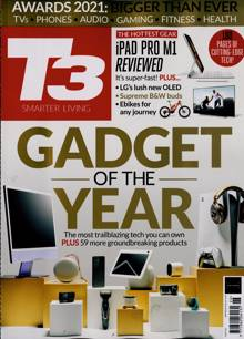 T3 Magazine Issue AWARDS