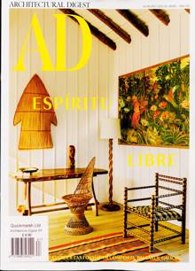 Architectural Digest Spa Magazine Issue NO 167